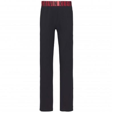 pánske nohavice - JOGGER 'YOGA PANT' čierne  001