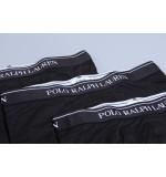 Polo boxerky - 3PACK čierne  002  '714513424-002'