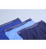 Polo boxerky - 3PACK modré  010  '714513424-010'