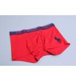 Polo boxerky '714637286-003' červené  003