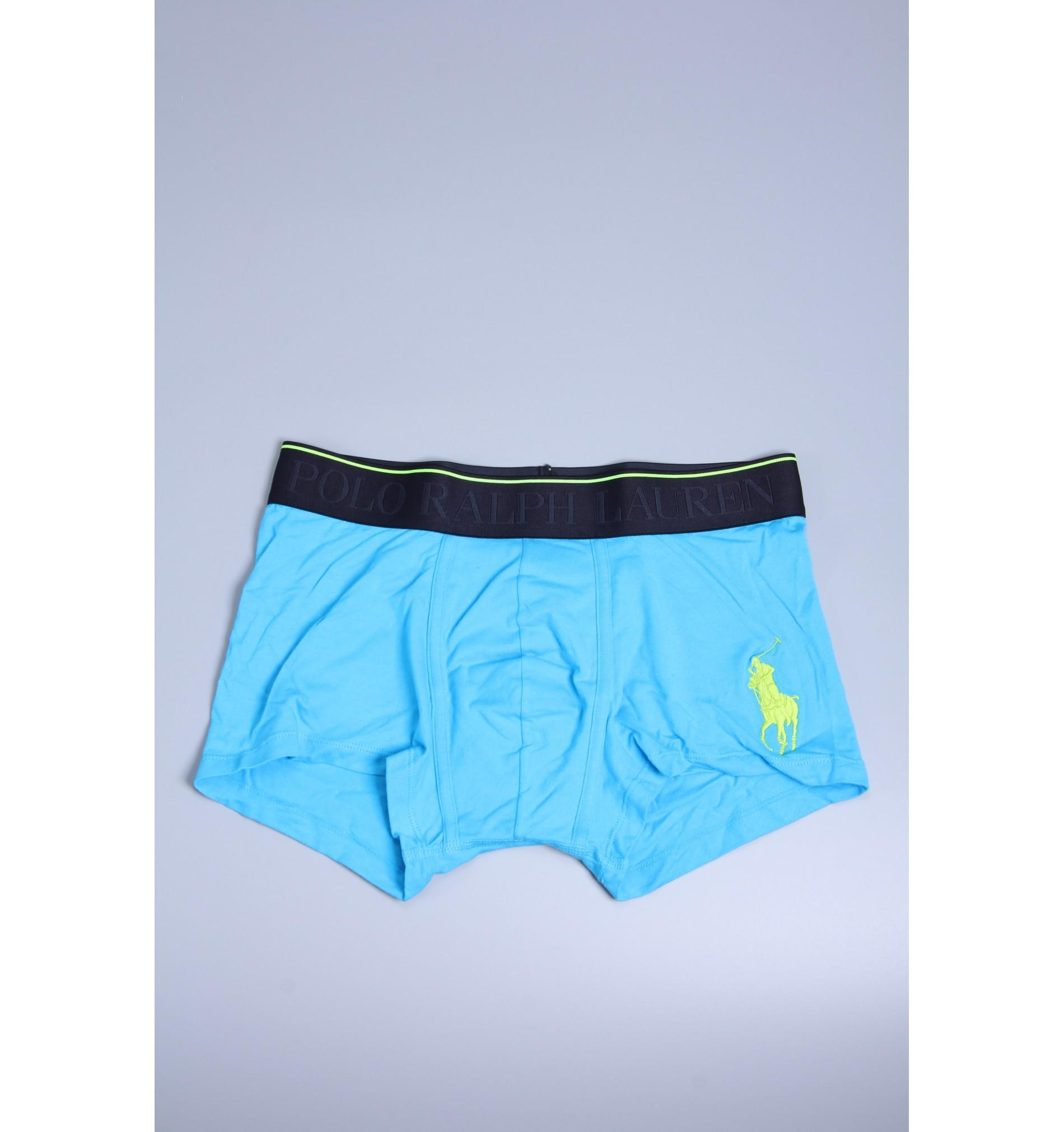 Polo boxerky '714637286-017' modré  017