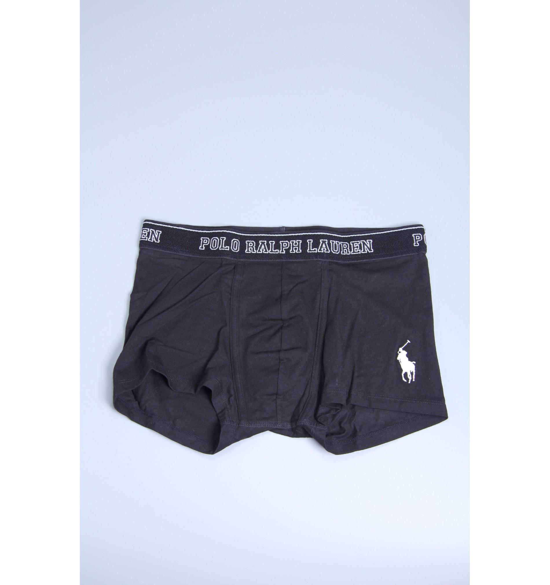 Polo boxerky '714661553-001' čierne  001