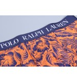 Polo boxerky '714684604-003' orange kvietky  003