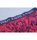 Polo boxerky '714684604-004' red kvietky  004