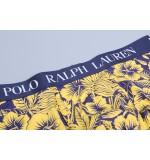 Polo boxerky '714684604-005' žlté kvietky  005