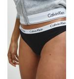nohavičky BIKINI - 3PACK 'CAROUSEL' čierne  001