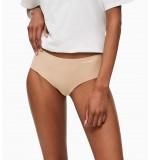 nohavičky boxerkové bezšvové - HIPSTER 'INVISIBLES' telové  1LC