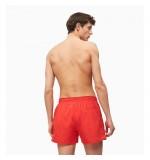 pánske plavky - SHORT 'CORE SOLIDS' červené  655