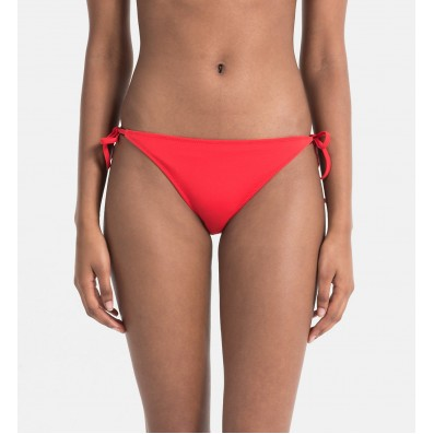 dámske plavky - BIKINI STRING 'INTENSE POWER' červené  037