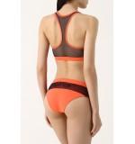 dámske plavky - HIPSTER 'INTENSE POWER' oranžové  623