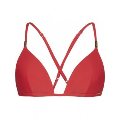 dámske plavky - PODPRSENKA 'CORE SOLID' červená  622