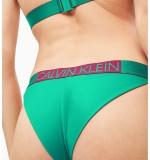 dámske plavky - BRAZILKY 'CORE ICON' zelené  307