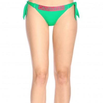 dámske plavky - BIKINI STRING 'CORE ICON' zelené  307