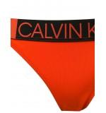 dámske plavky - BIKINI STRING 'CORE ICON' oranžové  659