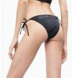 dámske plavky - BIKINI STRING 'INTENSE POWER' čierne  094