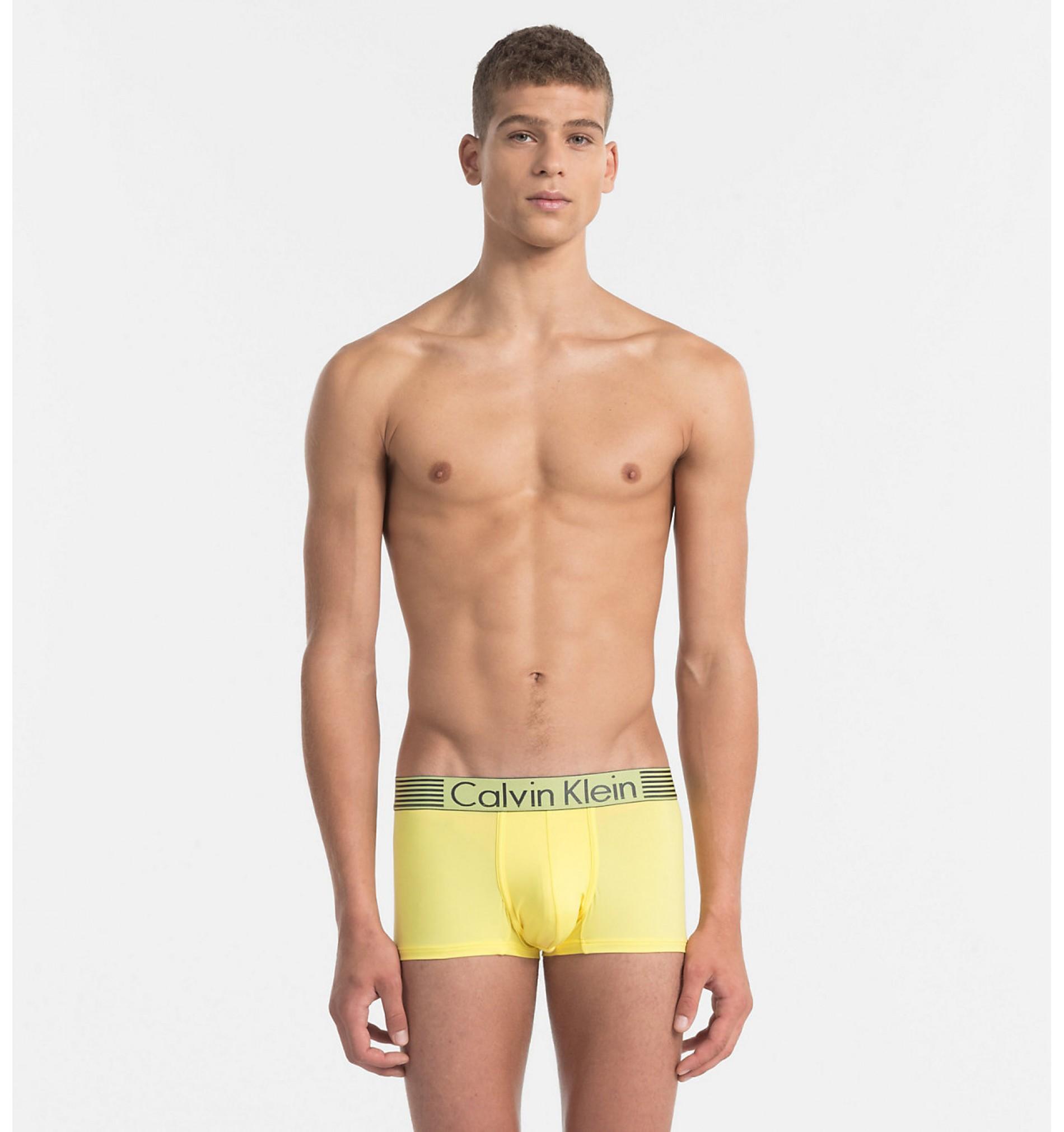 boxerky 'IRON STRENGTH MICRO' svetlo-žlté  4AD