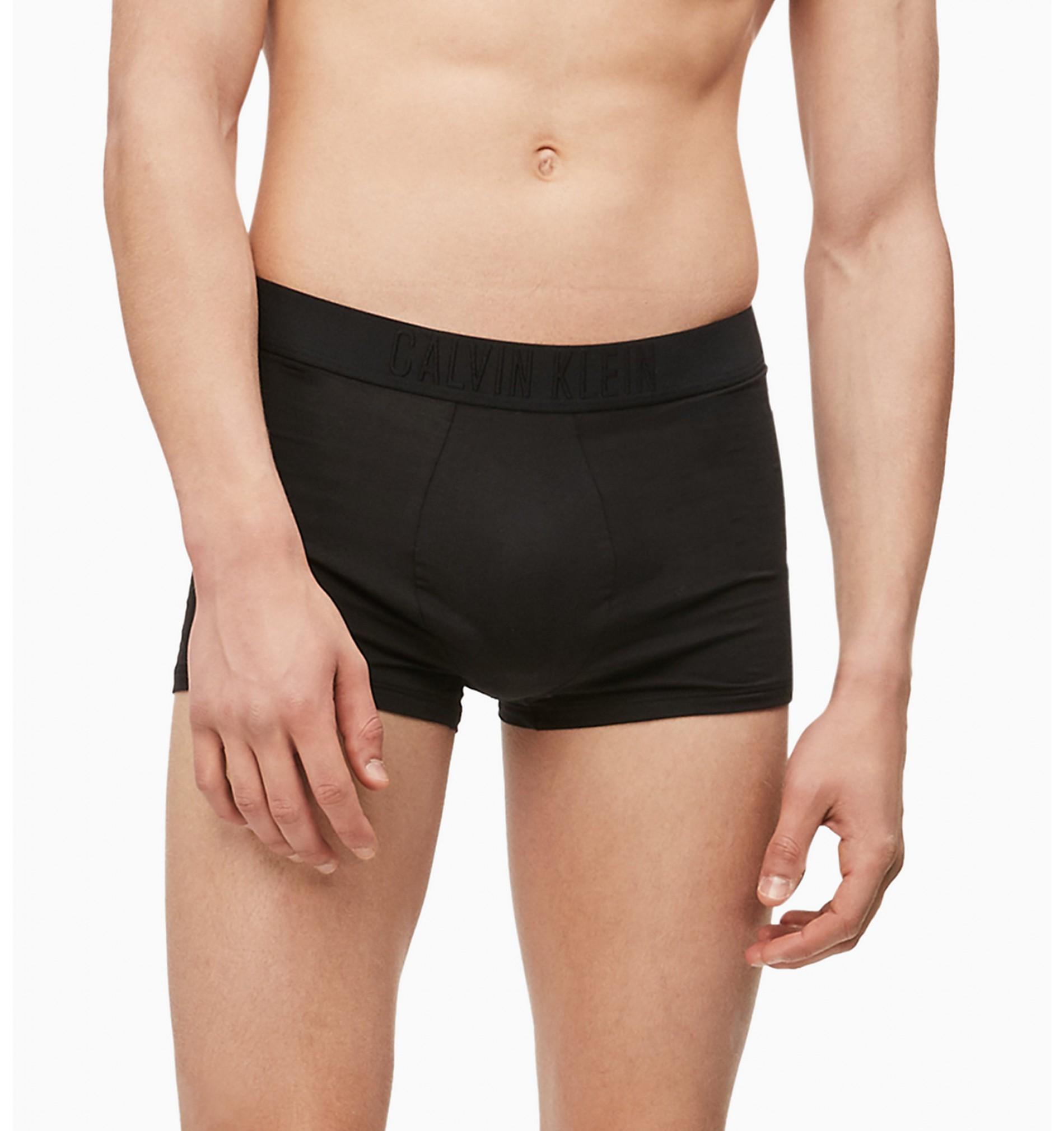 boxerky 'BLACK COTTON' čierne  001