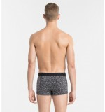 boxerky MICRO 'BLACK COTTON' luxus  3TG
