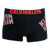 Calvin Klein boxerky - 'ID COTTON' čierne  7AQ