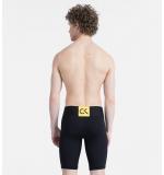 boxerky s predlženým strihom - 'CK PERFORMANCE' čierne  001