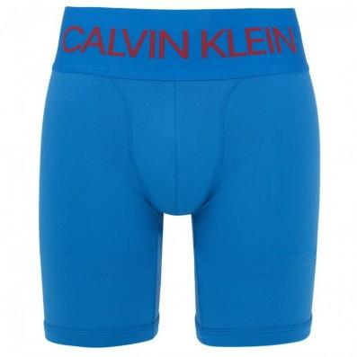 boxerky s predlženým strihom - 'CK PERFORMANCE' modré  1PQ