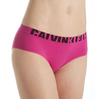 nohavičky boxerkové - HIPSTER 'SEAMLESS LOGO' purpurové  1KI