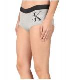 nohavičky boxerkové - HIPSTER 'RETRO' sivé IL7