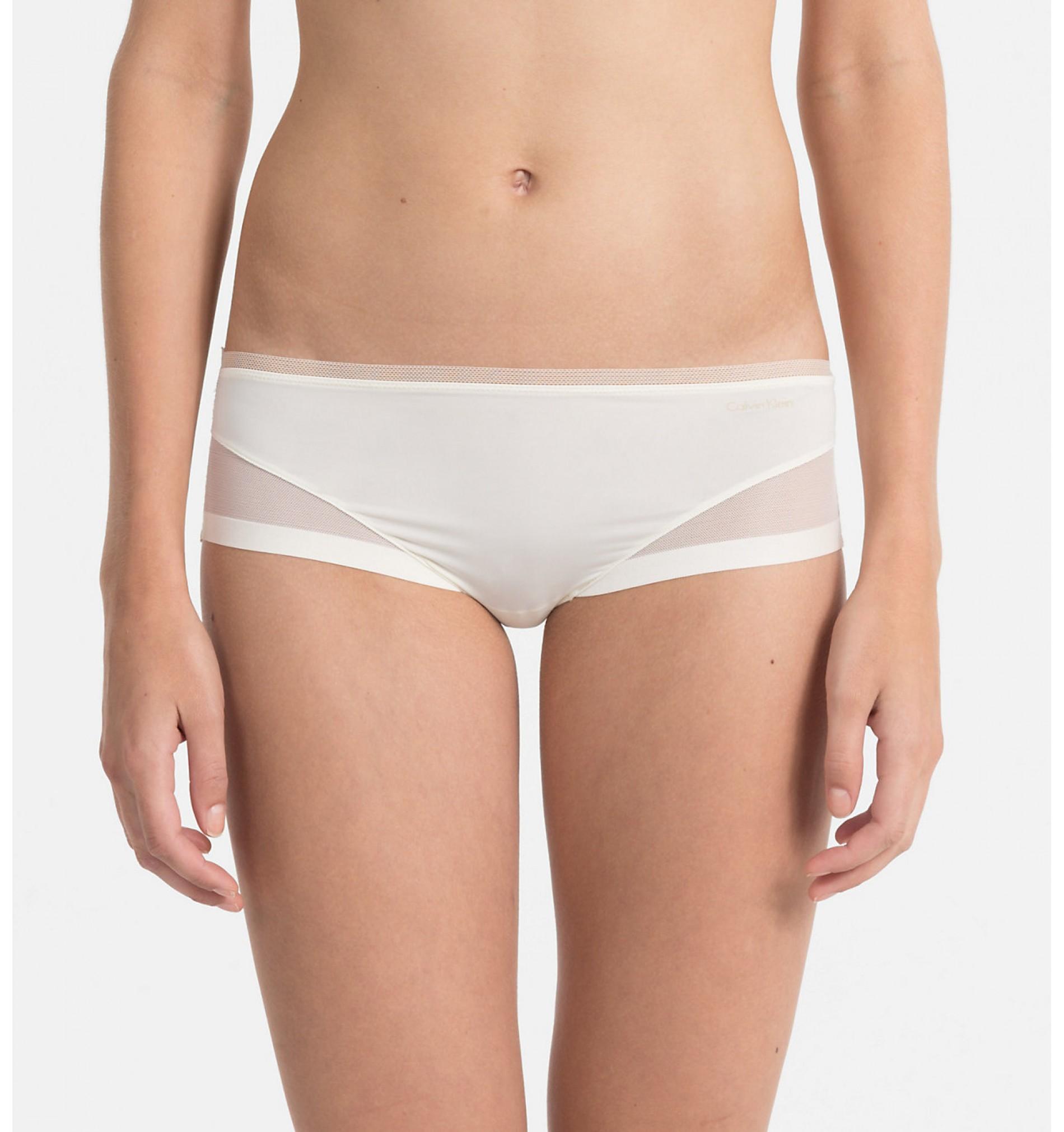 nohavičky boxerkové - HIPSTER 'SCULPTED' vanilkové  101