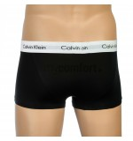 boxerky - 3PACK 'COTTON STRETCH' biela,sivá,čierna  998
