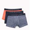 Tommy Hilfiger boxerky - 3PACK 'PREMIUM ESSENTIALS' oranžová,modrá,vzorovaná  415