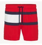 pánske plavky 'CORE FLAG TANGO' červené  611