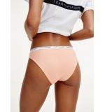 bikini - 3PACK 'FASHION' oranžová,ružová,bodkovaná zelená  0RS