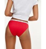 bikini - 3PACK 'FASHION' červená,ružová,pásikavá žltá  OXA