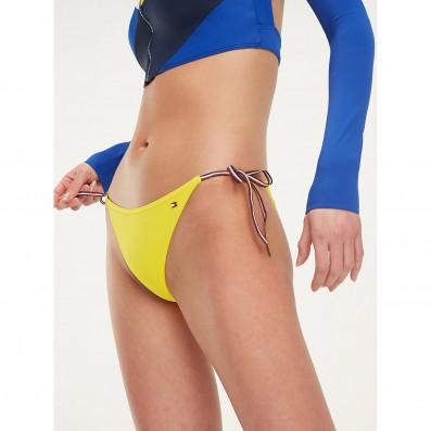 dámske plavky - BIKINI 'CORE SOLIDS' neónovo žlté  700